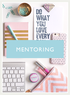Mentoring with Marianne Taylor will focus your creative business.