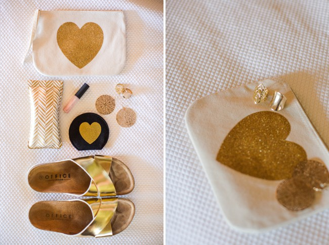 Her Lovely Heart Palm Springs collaboration with Alphabet Bags.
