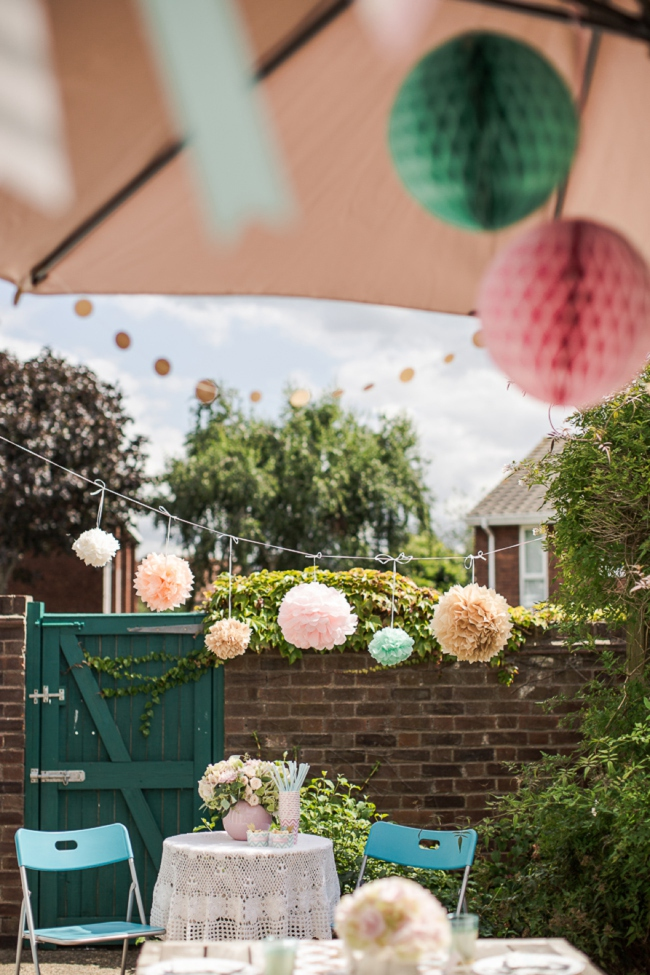 Her Lovely Heart Styled Garden Party Mixer